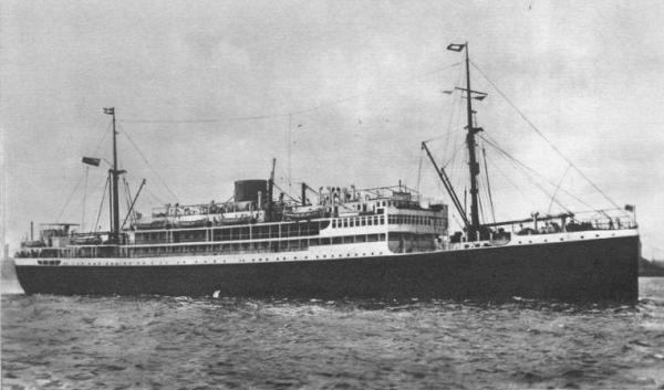 Motor Steamship Accra
